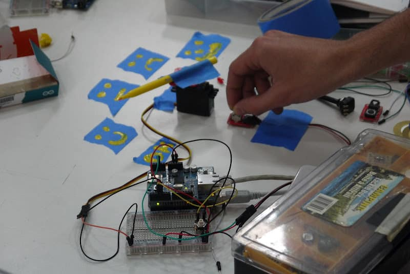 Resumen: Workshop Arduino Basics