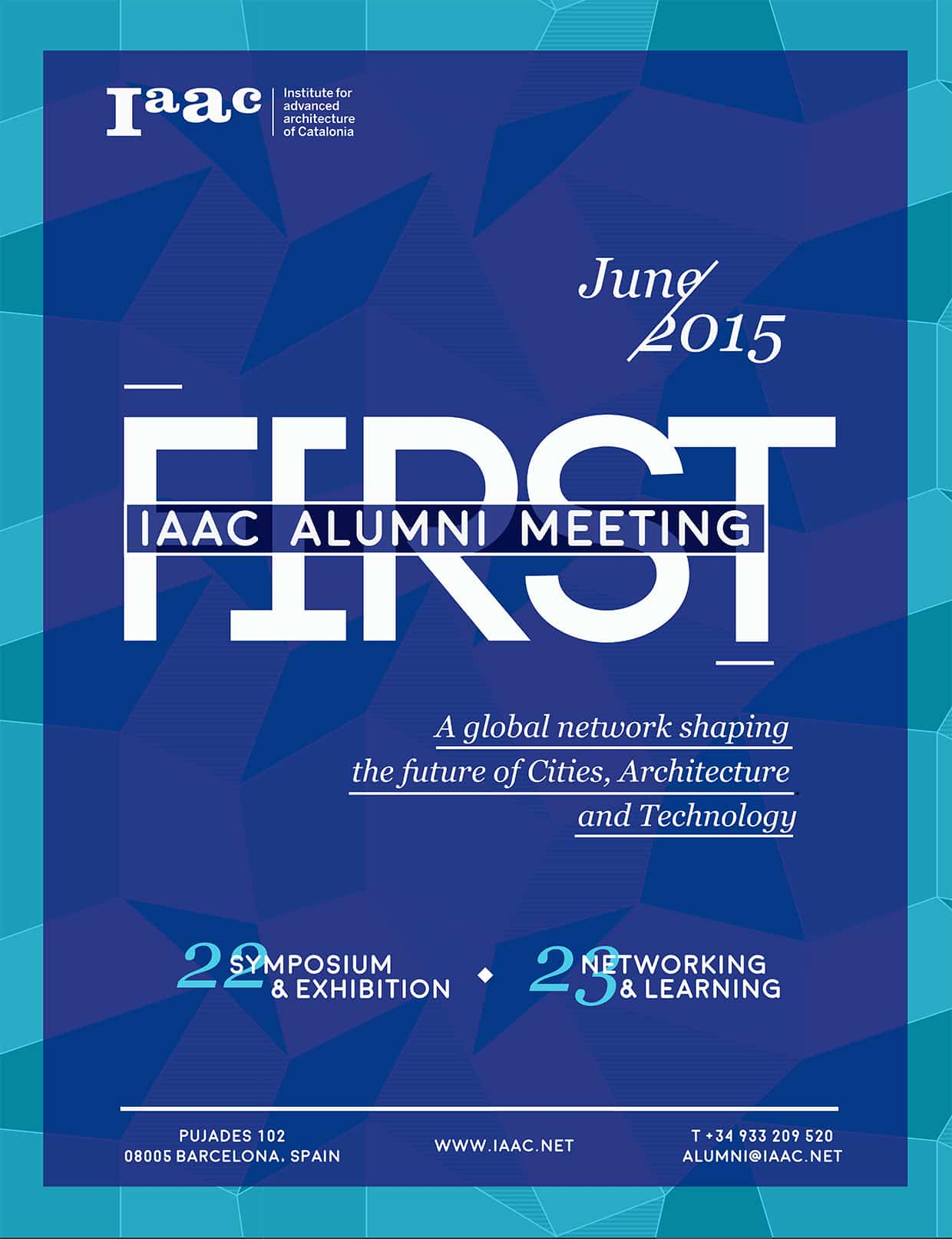 IAAC First Alumni Meeting