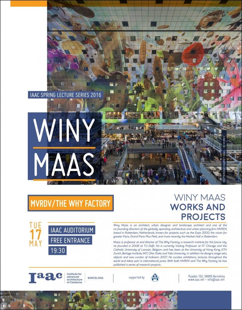 Winy-Maas iaac lecture