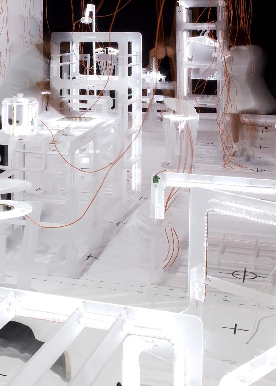 Hyperhabitat exhibited at the vitra design museum iaac for Catalogue habitat 2017