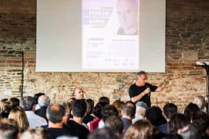 Ferran Adria closes BCN Summer Workshop