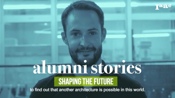 Carlos Bausa - IAAC Alumni Stories