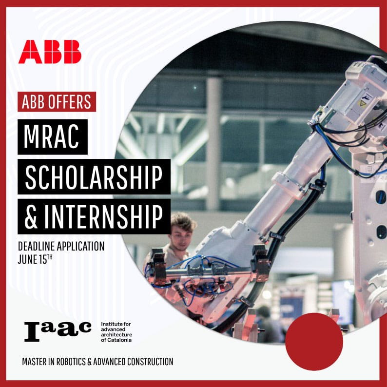 MRAC Scholarship and Internship from ABB