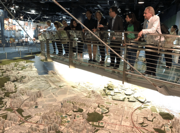 X-Urban Design Students Meet Hong Kong City Planning Authorities