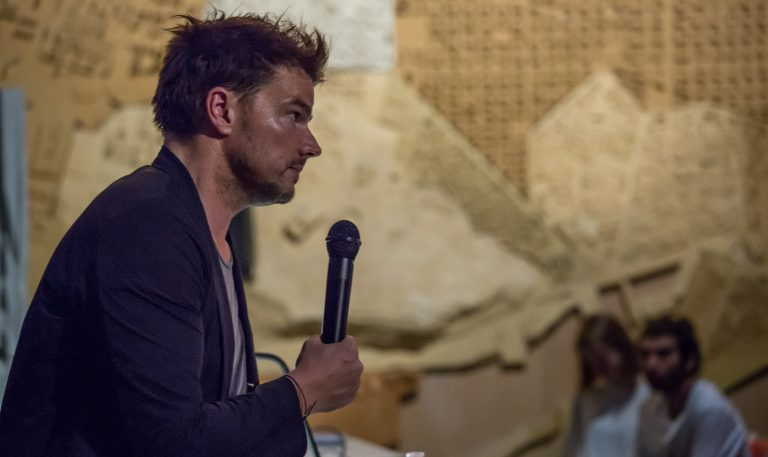Bjarke Ingels at IAAC Barcelona