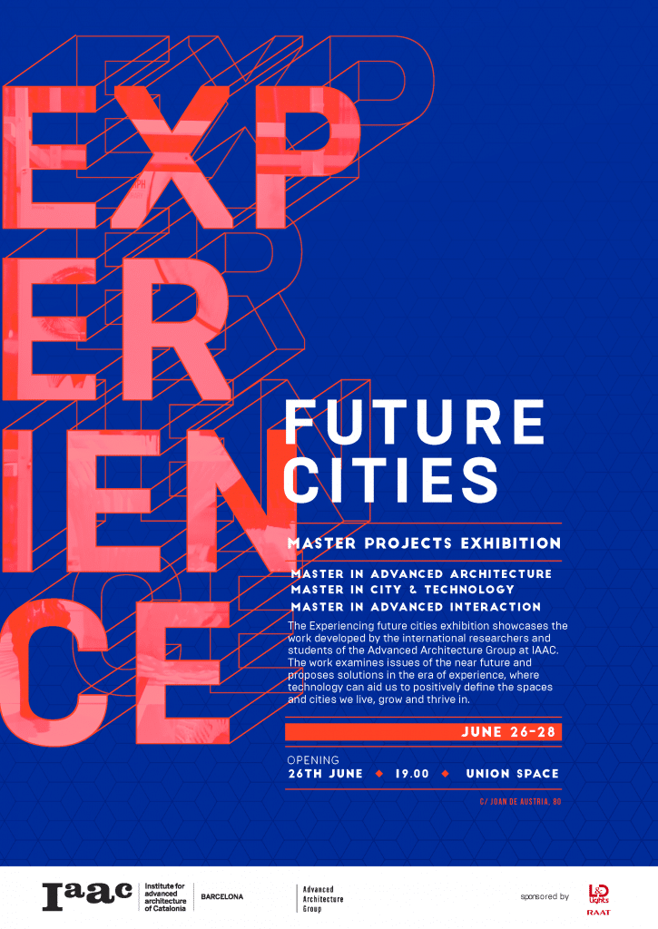 Experience Future Cities - IAAC Exhibition