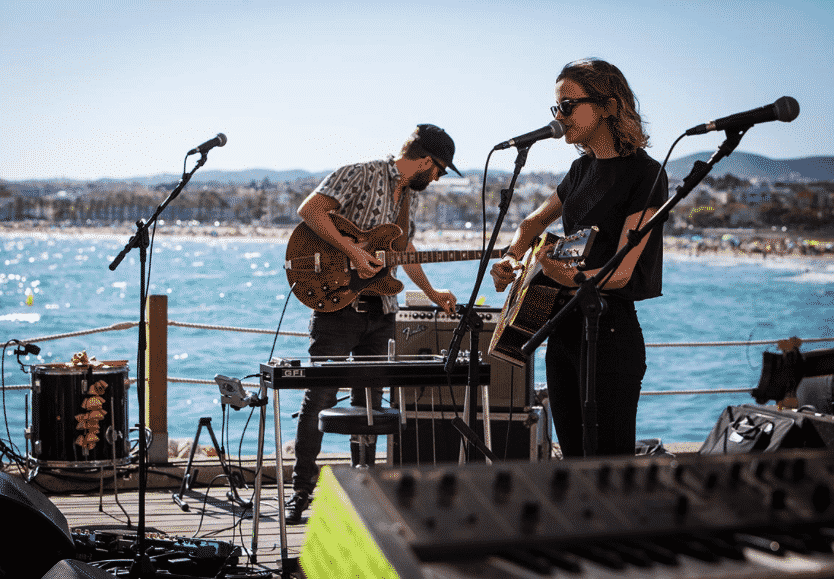 Fab Lab Barcelona and INTANA's Music at La Pedrera ArtLab 2018