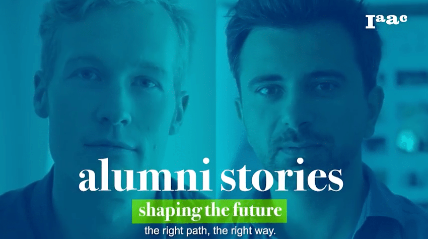 Peter Magnus and Antonio Atripaldi - Alumni Stories