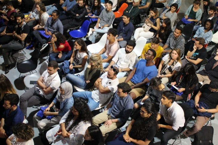 IAAC Welcomes New Students for the Academic Year