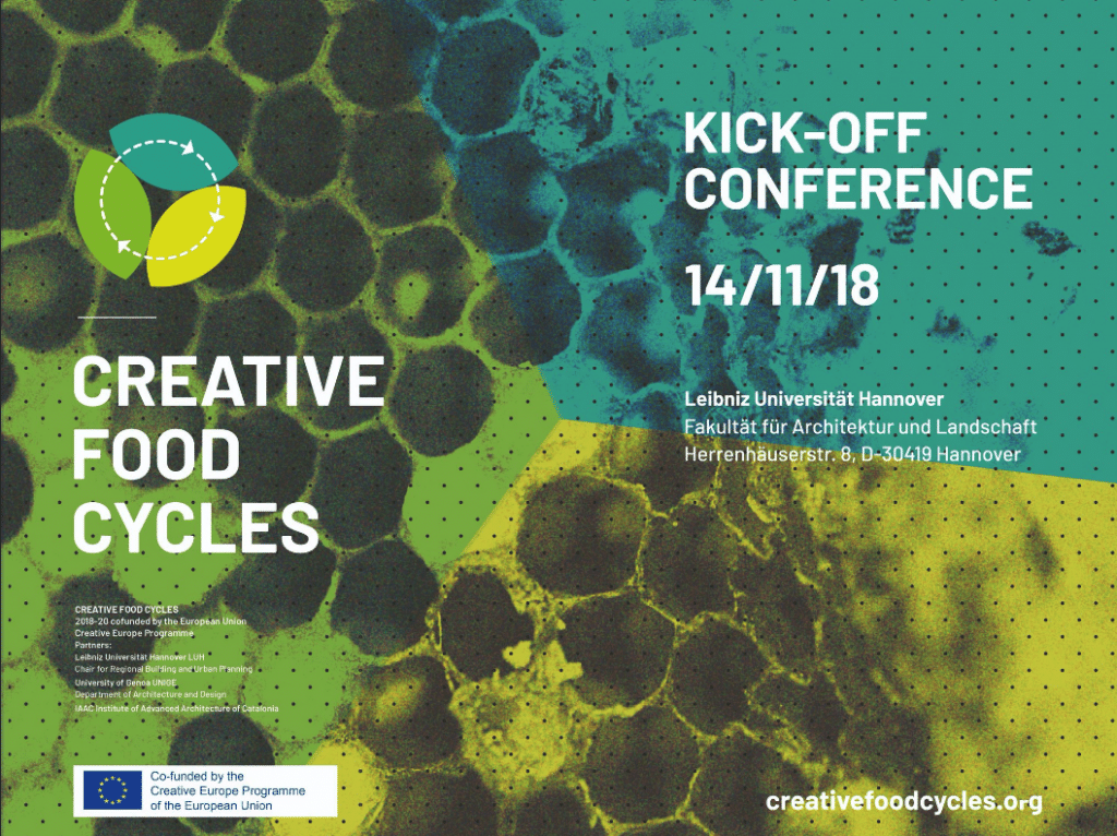 IAAC Joins Creative Food Cycles