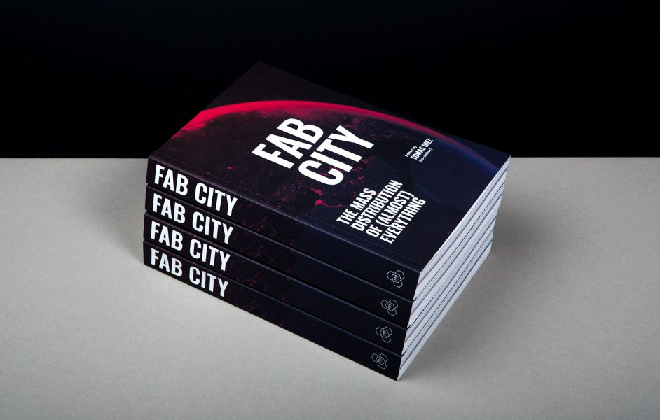 Fab City: The Mass Distribution of (Almost) Everything