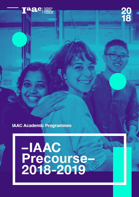 IAAC Pre-course 2018-2019