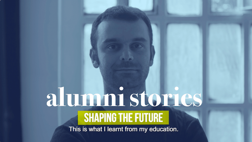Alumni Stories Farshad Mehdizadeh