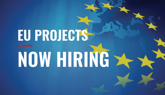 EU Projects Now Hiring