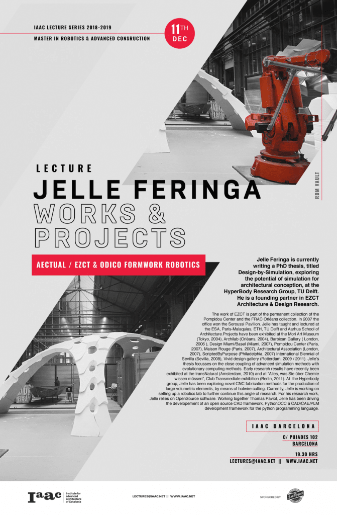 Jelle Feringa lecture