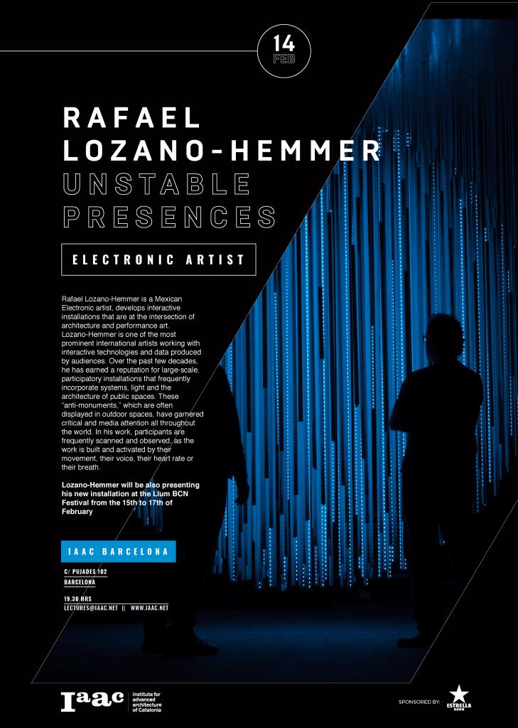 Rafael-Lozano Lecture