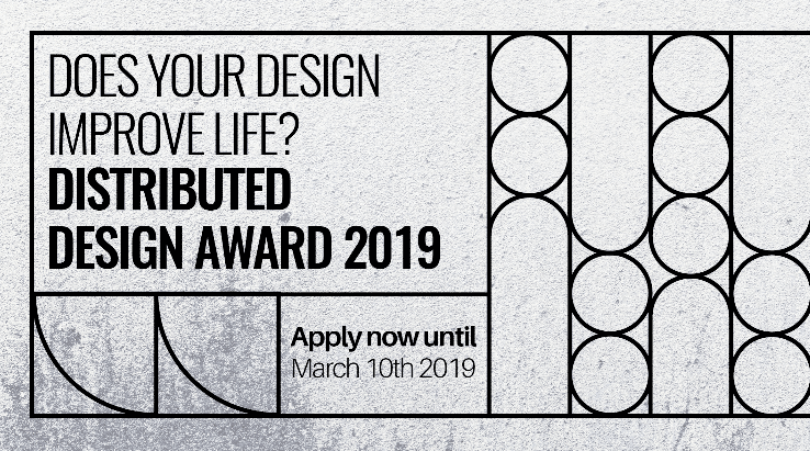 Distributed Design Award