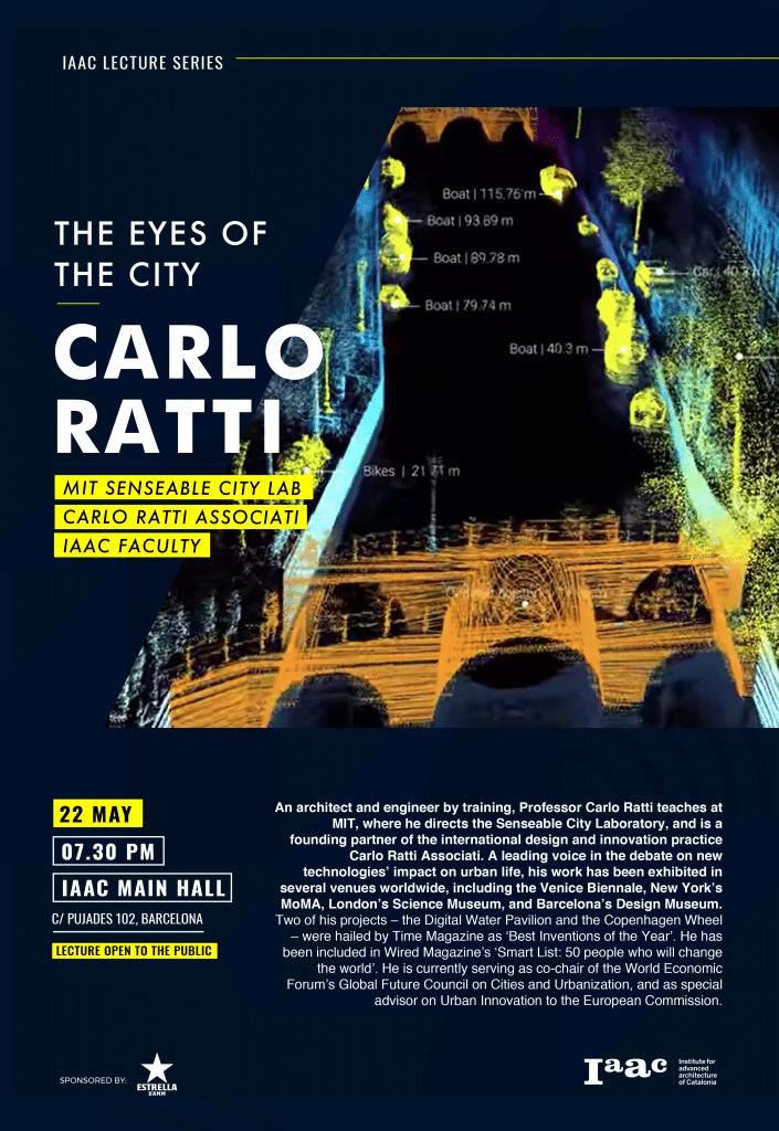 Carlo Ratti IAAC