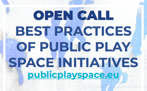 PUBLIC PLAY SPACE INITIATIVES