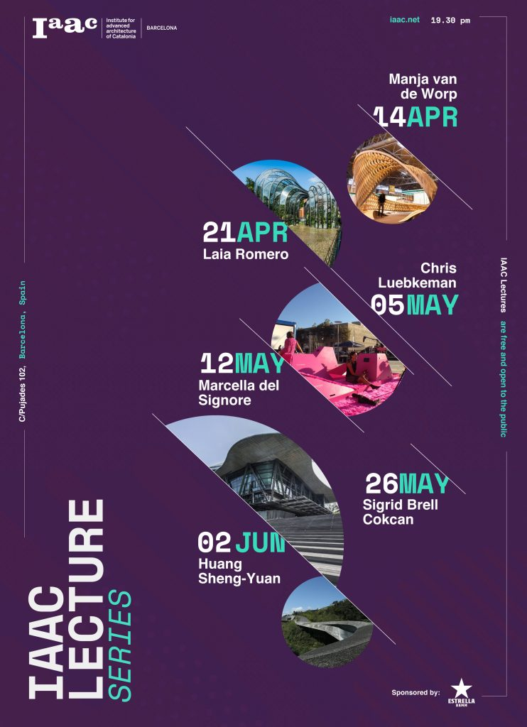 IAAC Lecture Series